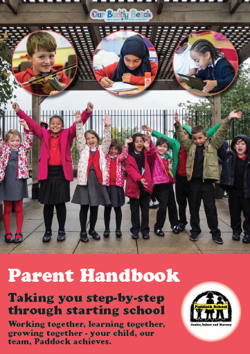 primary school handbook st johns